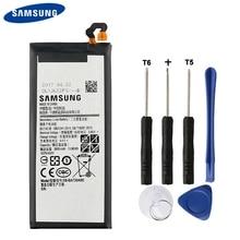 Original Samsung Battery EB-BA720ABE For Samsung GALAXY A7 2017 Version A720 SM-A720 Genuine Replacement Phone Battery 3600mAh цена