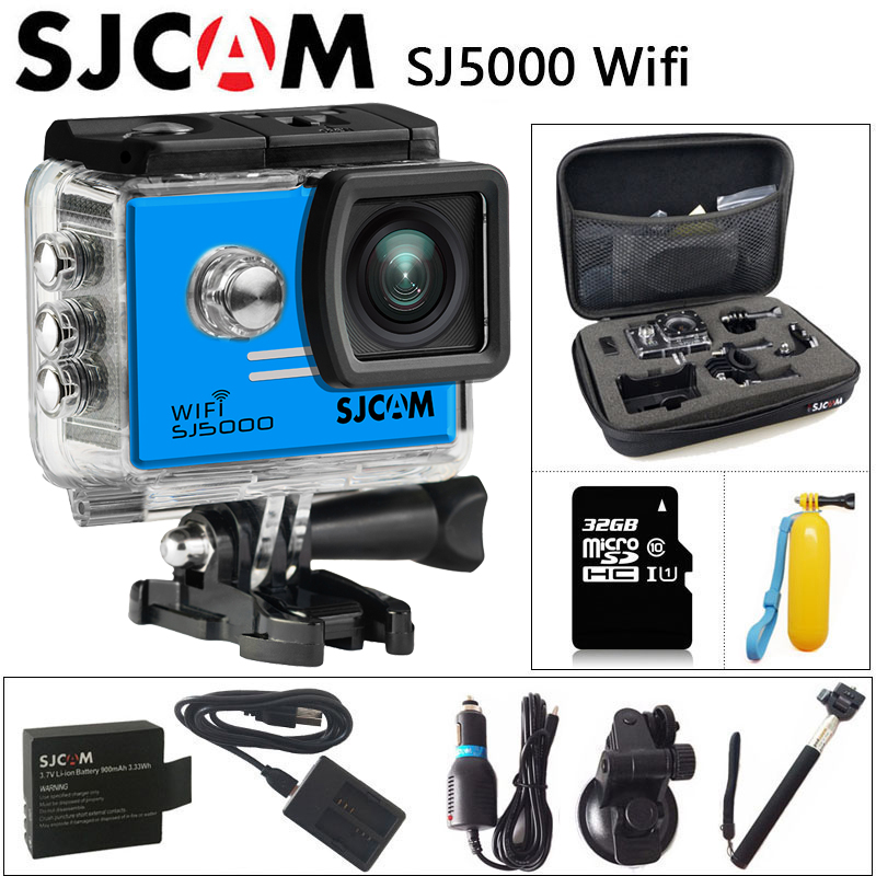 SJCAM SJ5000 WiFi Action font b Camera b font 1080P Full HD Sports DV 2 0