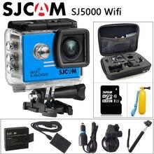 SJCAM SJ5000 WiFi Action Kamera 1080 P Full HD Sport DV 2,0 zoll Tauchen 30 Mt Wasserdichte mini Camcorder Original SJ 5000 Sport Cam
