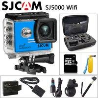 SJCAM SJ5000 WiFi Macchina Fotografica di Azione 1080 P Full HD Sport DV 2.0 pollici Diving 30 M Impermeabile mini Videocamera Originale SJ 5000 Sport Cam