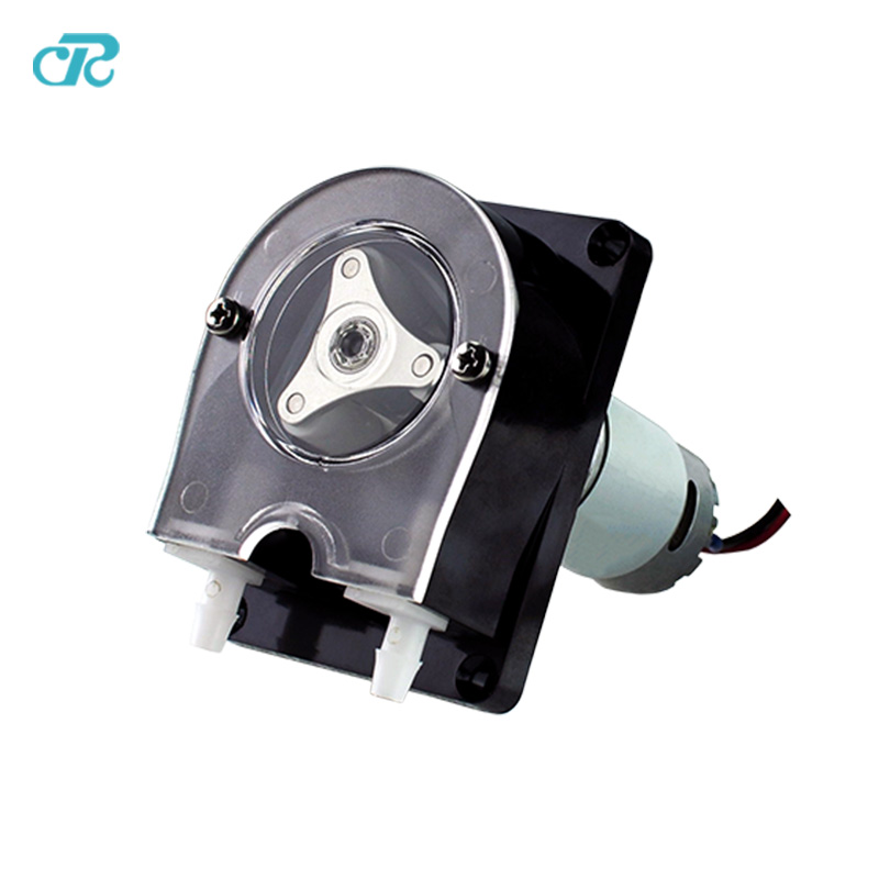 Small peristaltic Pump with flowrate 1000mL/min Laundry peristaltic pump