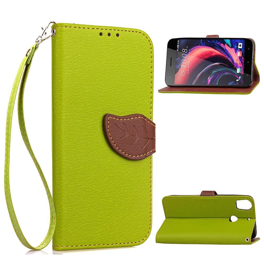 524426606 10Pro Case para HTC 10 Pro Folha Fecho de Couro Da Aleta casos Slot Para  Cartão Wallet Case Capa Preta para HTC 10 PRO