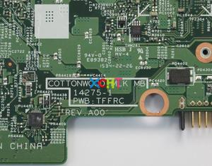 Image 5 - עבור Dell Inspiron 13 7359 H8C9M 0H8C9M CN 0H8C9M 14275 1 PWB: TFFRC REV: a00 w i7 6500U מעבד מחשב נייד האם Mainboard נבדק