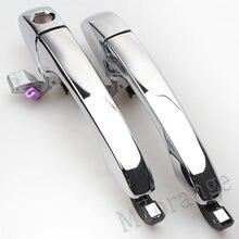 Передняя задняя внешняя дверная ручка для chrysler 300c 2005