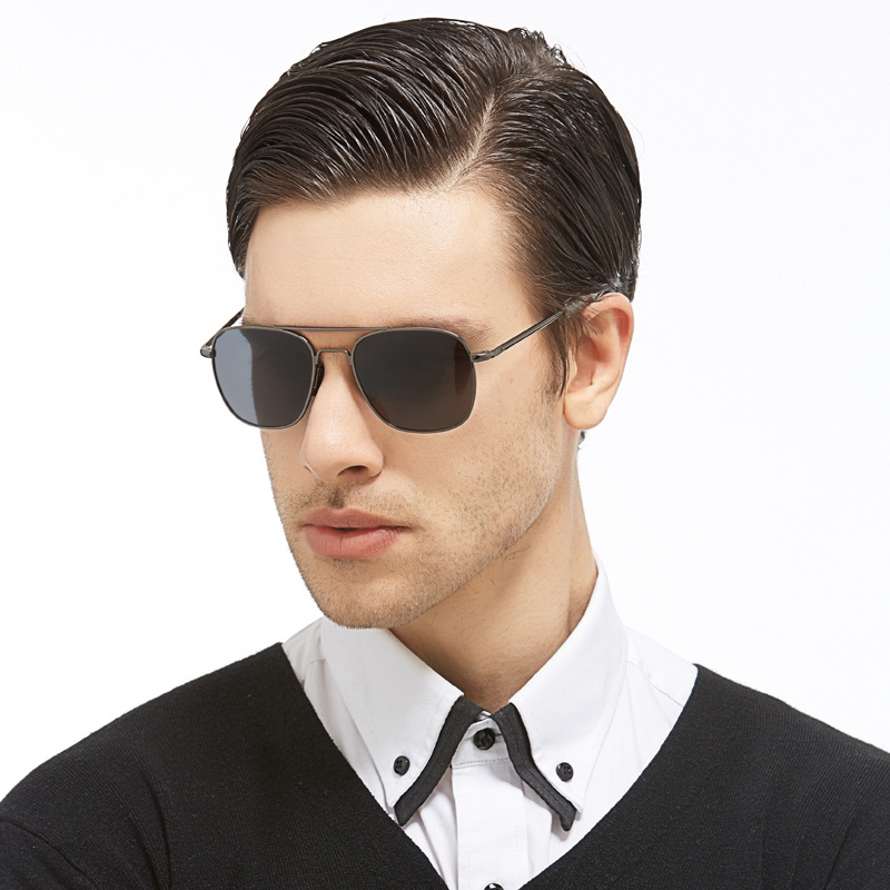 Sunglasses Rectangular Military For 3