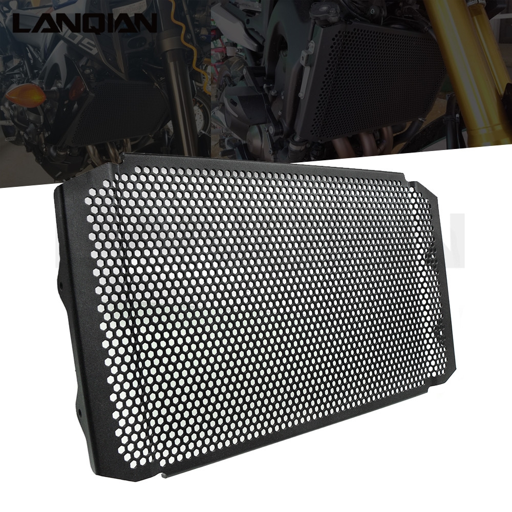 Motorcycle Radiator Grille Guard Protector oil Coole Cover For Yamaha XSR900 2016 2018 FZ09 MT09 2017
