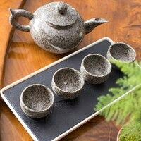 Внутренняя Монголия Maifanshi фильтр Чай горшок домой Кунг фу Чай комплект Творческий горшок 4 Чай чашки