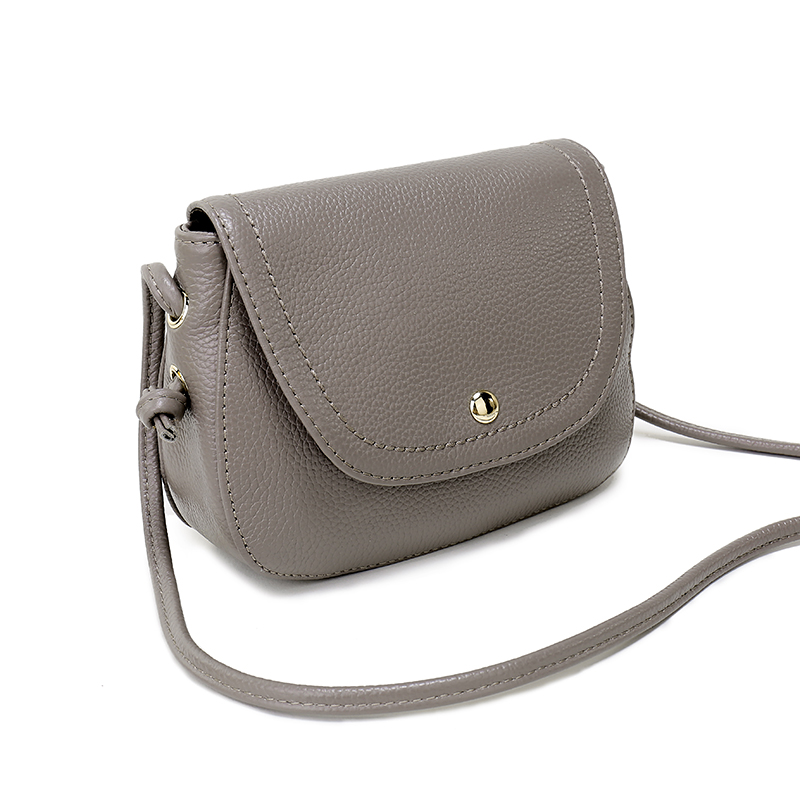 8cf4386a88a7 Aliexpress.com   Buy Nuleez Genuine Leather Saddle Bag Real Leather Women  Small Bag Summer Sling Bag For Girls Crossbody Messenger Bags Female 2031  from ...