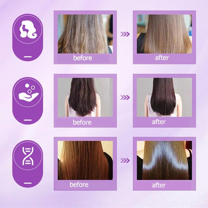 com o cabelo conjunto hidratante danificado reparação anti caspa cabelo conjunto