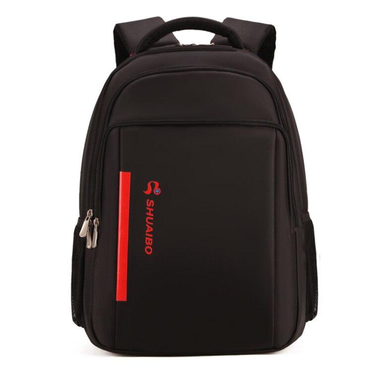 ФОТО 2016 New Waterproof  Men and Women Laptop Backpack School Bags For Teenagers Mochila16 Inch Bagpack Luggage & Men's Travel Bags