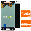 alibaba china 2pcs New Original Mobile Phone Lcd Screen For Samsung Alpha G850 G850f Touch Display Digitizer Assembly