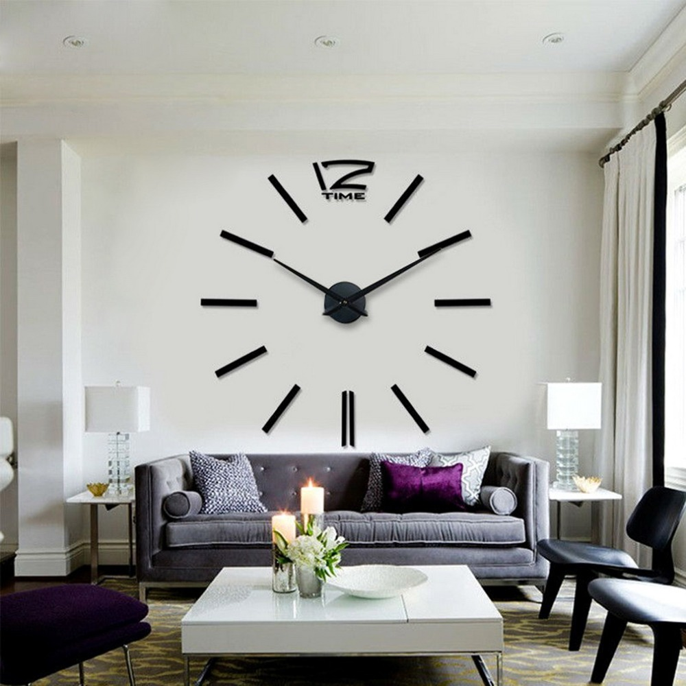 Decorative Wall Clocks For Living Room Compare Prices On Big Size Wall Clock Online Shopping Buy Low
