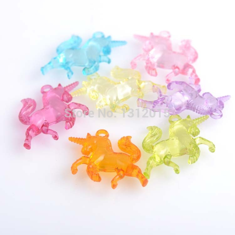 Wholesalediy 20pcs 34x33mm mixed colorful unicorn acrylic charm wholesalediy 20pcs 34x33mm mixed colorful unicorn acrylic charm pendants fit jewelry handmade z998 in pendants from jewelry accessories on aloadofball Gallery