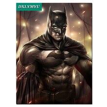 3d diy алмаз вышивка Бэтмен Аватар 5d мозаики, делая вышивка крестиком кристалл декоративные поделки алмазов картина home decor