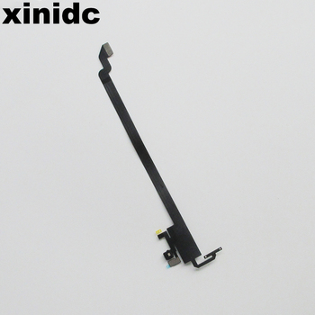 Xinidc 5 Pcs For IPhone XR Original New Proximity Light Sensor Flex Ribbon Cable Replacement Parts Free Shipping