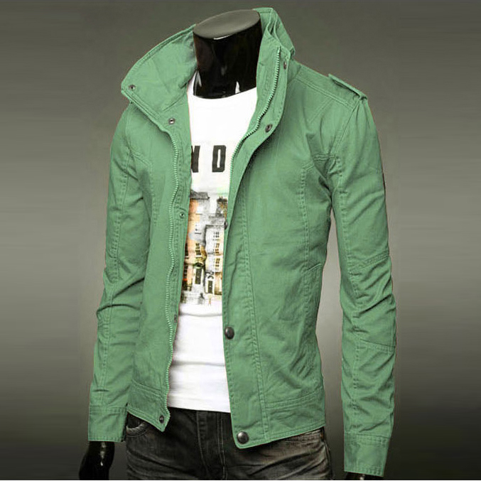 Collection Green Jacket Mens Pictures - Reikian