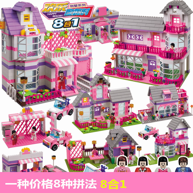 WM Model Compatible with TCJ5752 878Pcs Models Building Kits Blocks Toys Hobby Hobbies For Boys Girls