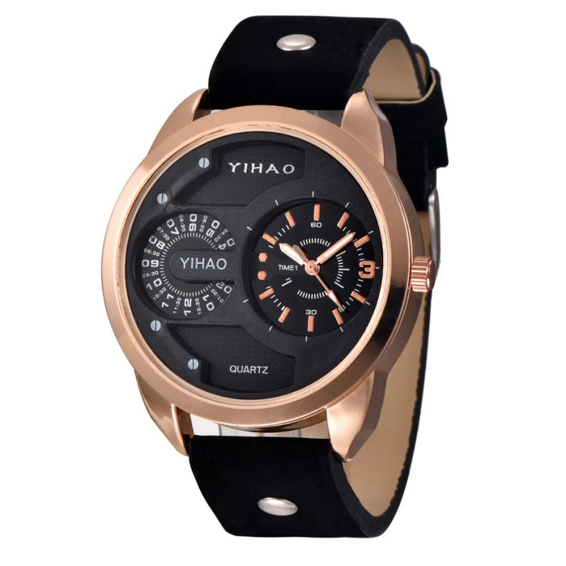 Quartz Wristwatches  Watch men Luxury   Fashion   Montre Femme  Digital Analog  Wrist   Watches 17NOV28 hoska hd030b children quartz digital watch