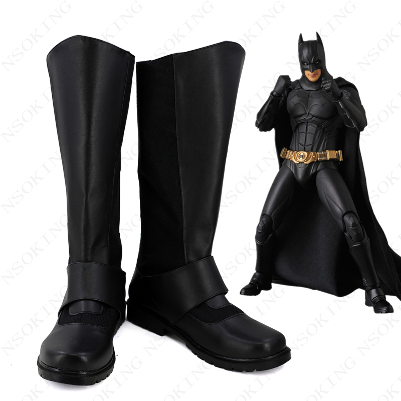 batman Boots Cosplay Anime Shoes
