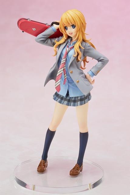 Your Lie In April Miyazono Kaori Collectible Figure