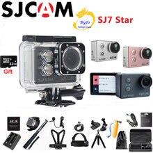 Оригинальная Спортивная камера sjcam sj7 star 4k ambarella a12s75