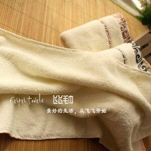 Image 3 - Presentes de algodão puro de alta qualidade, toalhas, fio de torção, jacquard, xiangyun, pano de lavagem engrossado, logotipo personalizado atacado