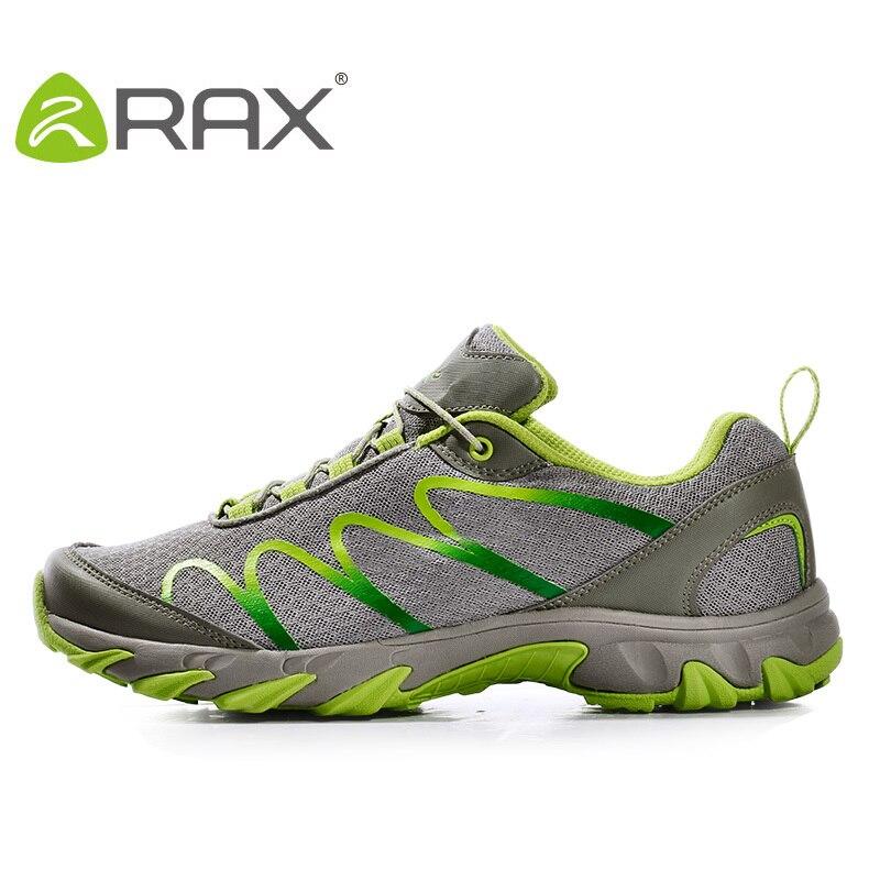 RAX Trekking Shoes Men Summer Quick Drying Breathable Lightweight Outdoor Hiking Shoes Men Women Mountaineering Climbing Shoes