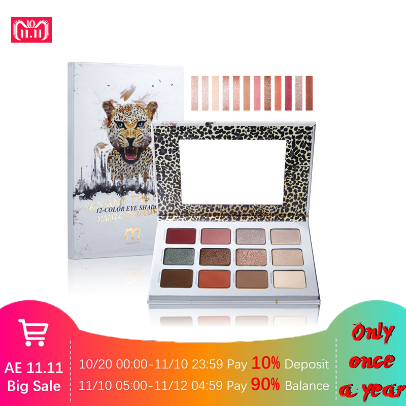 12 Color Earth Color Eyeshadow Pearl Matte Domestic Goods Network Red Beauty Makeup Eye Shadow Palette Private Label Makeup цена 2017