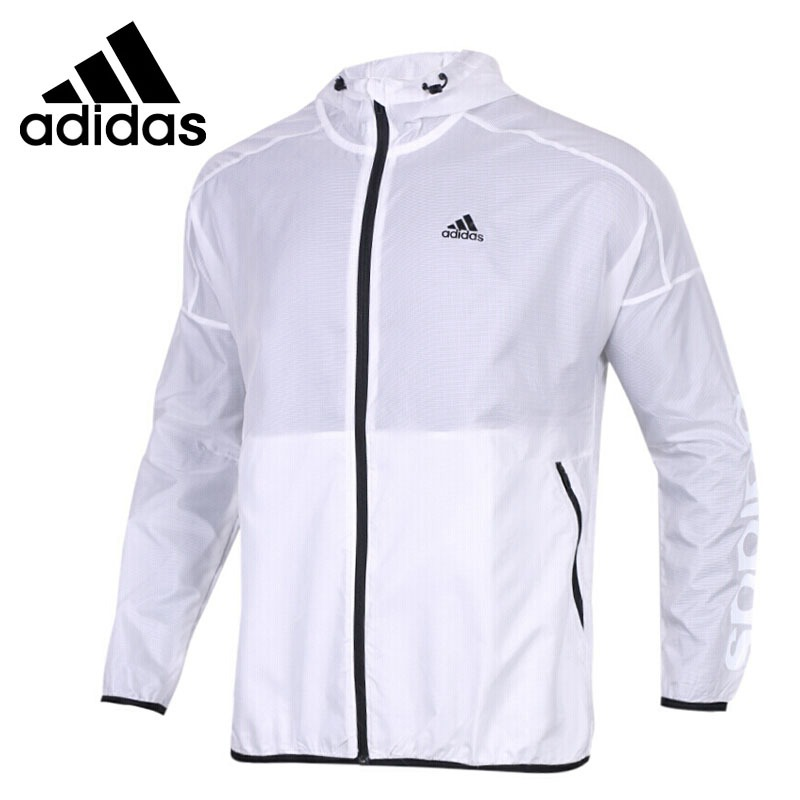 Original New Arrival 2018 Adidas ISC WV JACKET Men's jacket Hooded Sportswear