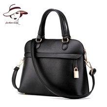NEW STYLE! 2016 fashion women bag leather handbag already set bag gold lock totes women messenger bag shoulder bag girl handbag