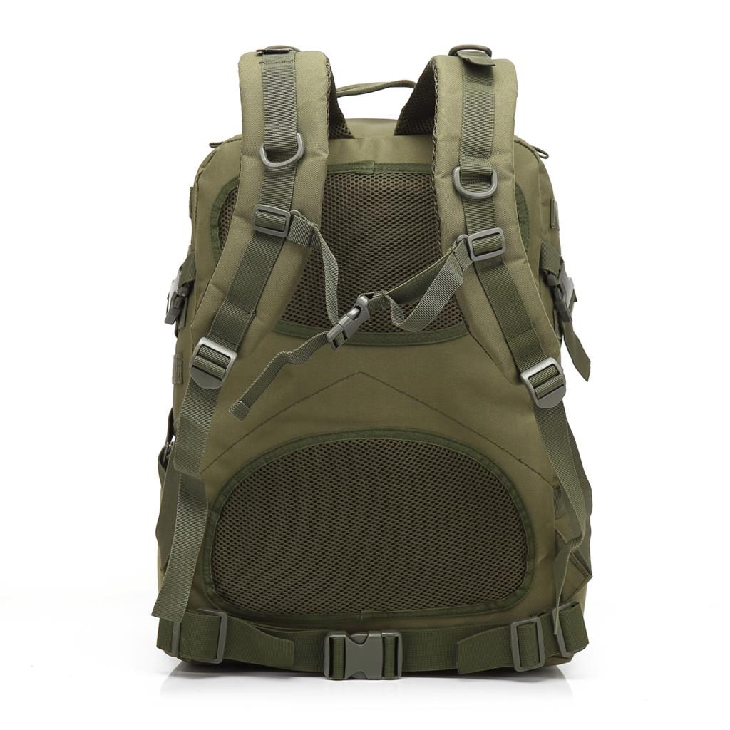 45L Military Tactical Backpack Bag Sports Bag Multifunctional Camouflage Backpack Water Resistant