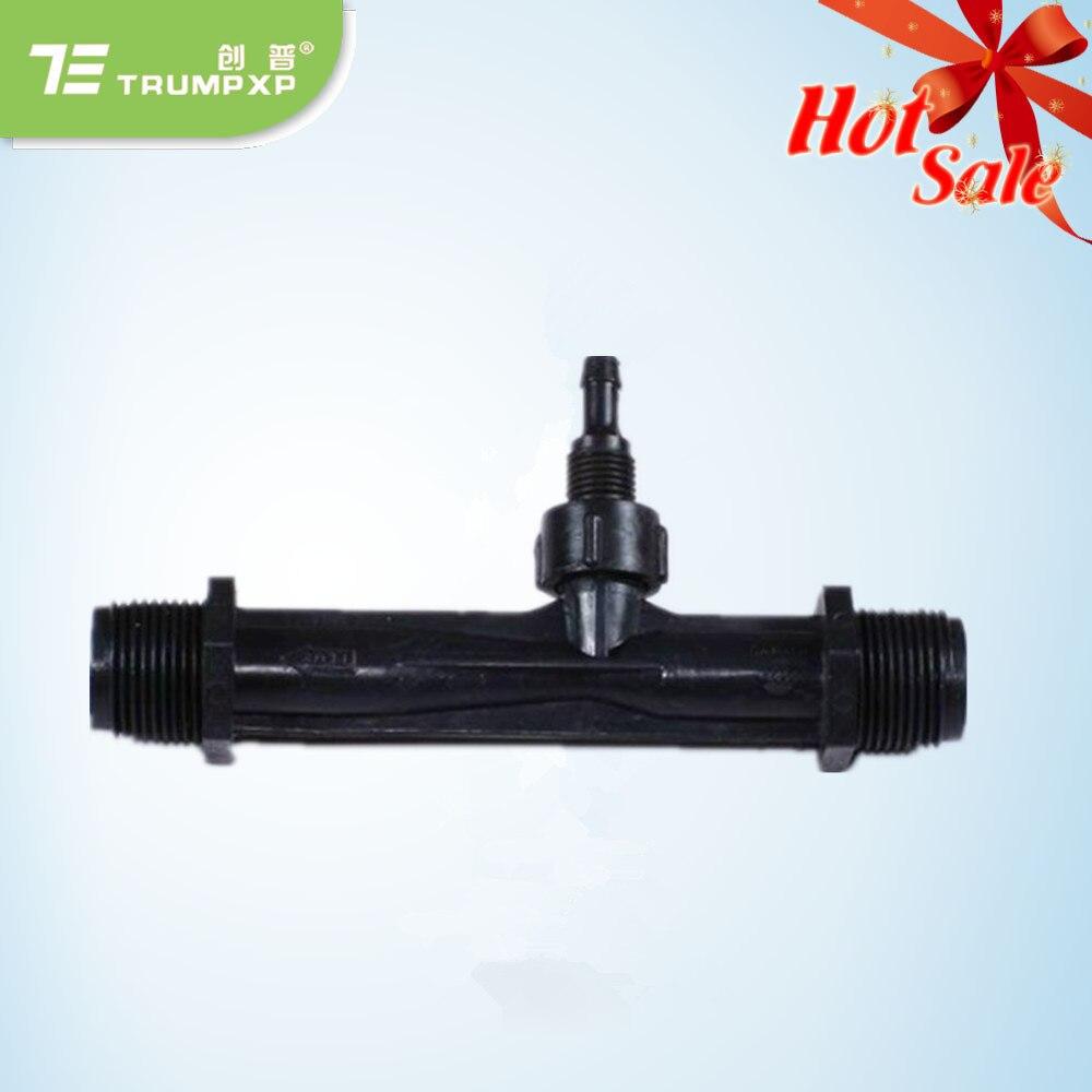 1 шт. AC220V TRUMPXP pvdf антиоксидантной 3/4 ''инжектора/Вентури для спа, hottub, Душ