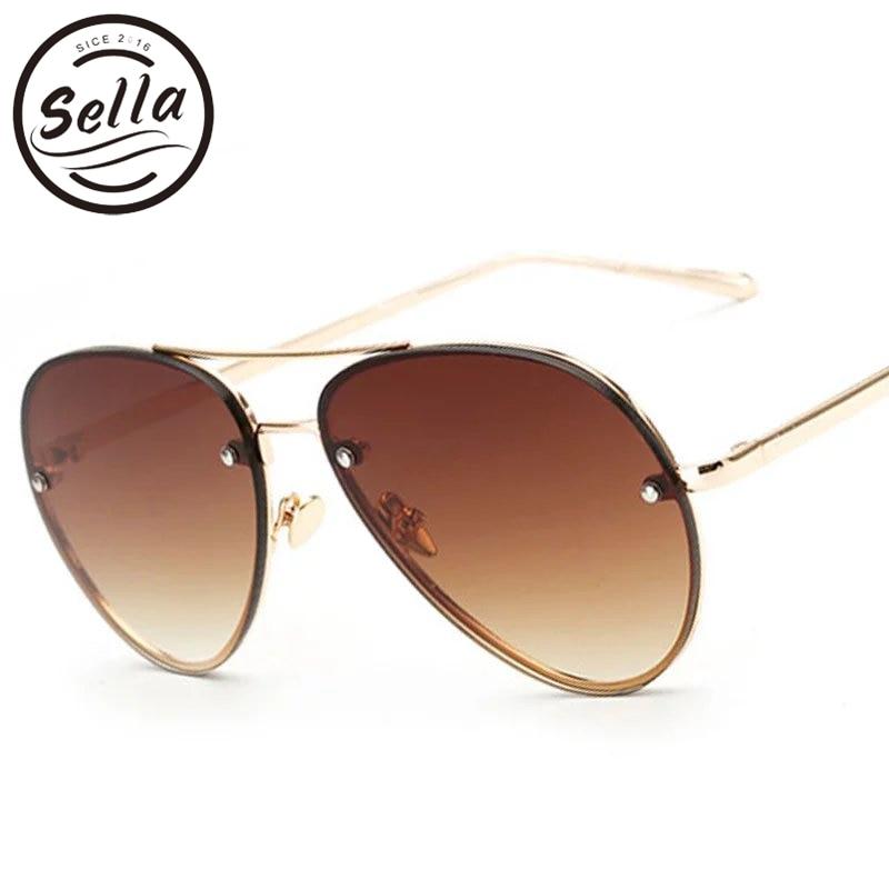 Trend Sunglasses Fashion , or Jaune