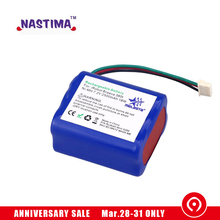 NASTIMA High Quality New 7 2V 2500mAh Vacuum Replacement Battery For iRobot Roomba Braava 380 380T