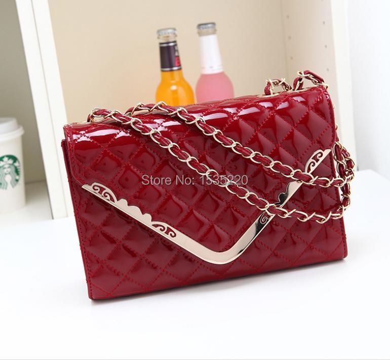 8fca2294e5c Stylish classic women candy bags party small korean sling bag chain for  girls crossbody women shoulder bags free shipping