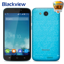 Official Blackview A5 Mobile Phone 3G Smartphone Android 6 0 4 5 MTK6580 Quad Core 1