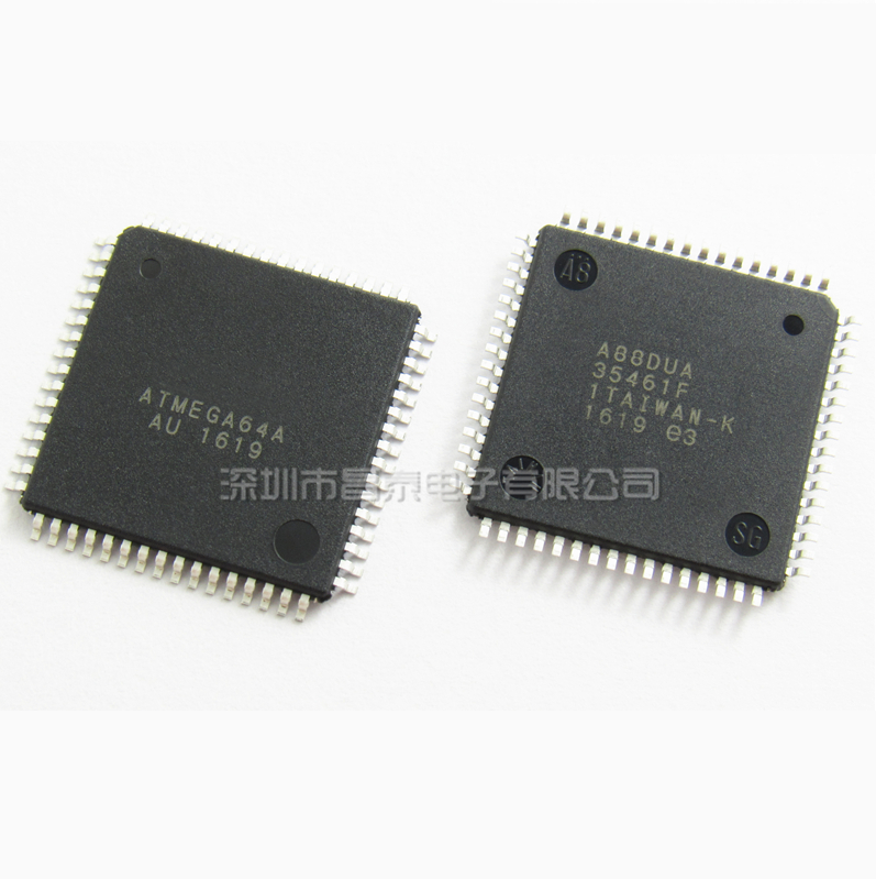 ATMEGA8L-8AU ATMEGA8A-AU ATMEGA8L ATMEGA8A ATMEGA8 QFP-32 AVR mikrokontrolera 8-bit mikrokontroler