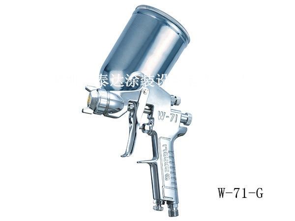 ФОТО Taiwan Manoli Spray Gun W-71-G Gravity Type  W71