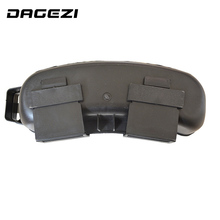 DAGEZI fishing box durable Portable Multifunction Fishing Boxes/Fish Lure Hook Bait Tackle Waist Fishing Tackle Boxes