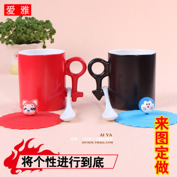 in case of thermochromic custom photo pattern drinking cup color