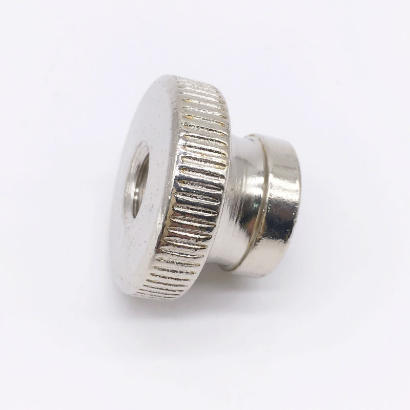 Knurled Thumb Nuts Steel M3 M4 M5 M6 M8 M10 Metric 50 pieces metric m4 zinc plated steel countersunk washers 4 x 2 x13 8mm