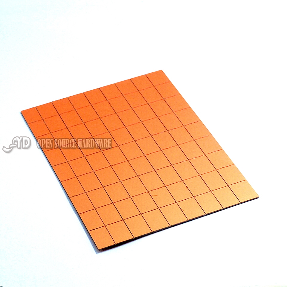 Sided Spray Tin Plate 2x8cm Experimental Board 16mm Thick 50 Prototype Pcb Circuit Panel Solder Diy 50x70 Aeproductgetsubject