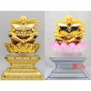 Image 1 - LC mô hình EX Vàng hoặc Ánh Sáng Hoa Sen nền tảng cho Bandai Virgo Shaka
