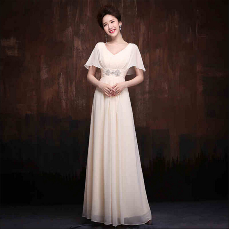 Long dress gala k1