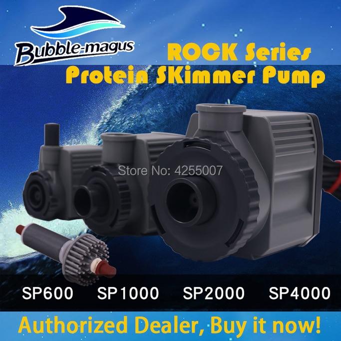 Bubble-Magus Rock SP600 SP1000 SP2000 SP4000 SP6000 Protein Skimmer Replacement Circulation Pump Authorized Dealer скуби ду лего