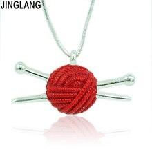 Jinglang новый дизайн Модная металлическая Посеребренная звеньевая