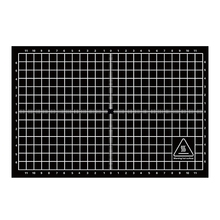 3D Printer Accessories 200 x 300Mm Heating Bed Platform Stickers For Reprap Mk2Ba taz 3d printer parts reprap 300 x 300mm bed plate mount aluminum bed mount plate 3mm thickness