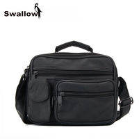 Small Multi Pocket Men Messenger Bags 2016 Fashion Shoulder Bags For Men Zipper Brand Multifunctional Classic