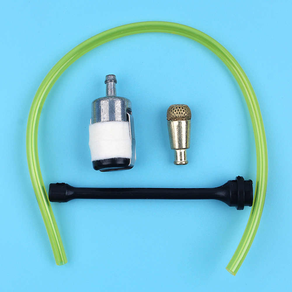 small resolution of oil fuel filter w line hose kit for husqvarna 61 266 268 272 272xp 272