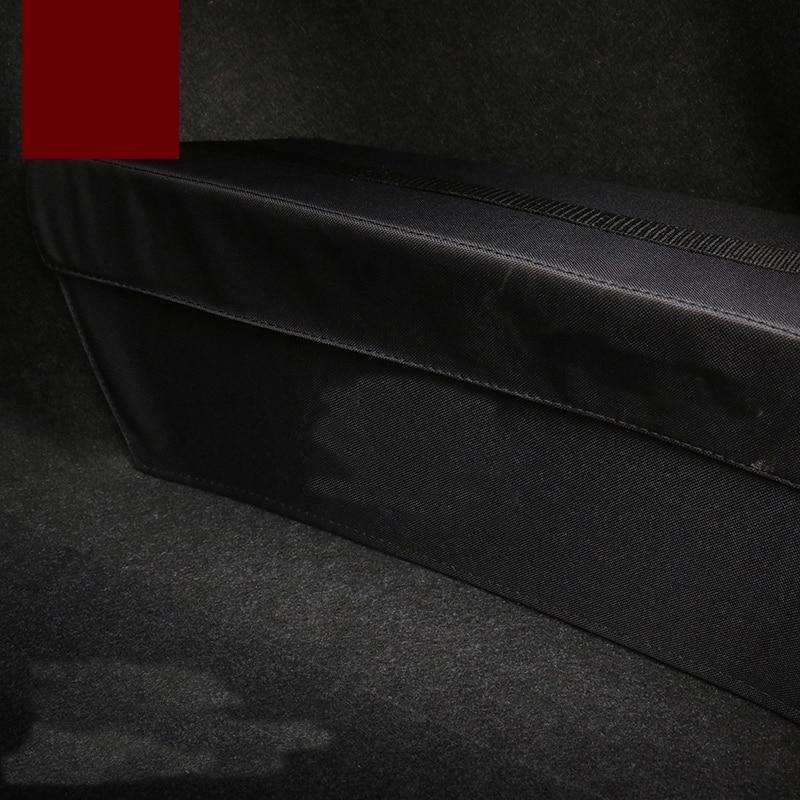 lsrtw2017 car-styling car trunk storage box plate for honda civic 2016 2017 2015 10th ci ...